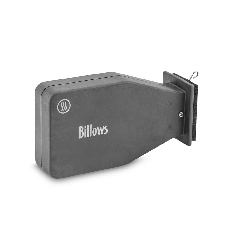 Billows BBQ control fan