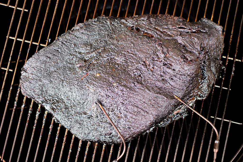 A tender brisket, cooked with Billows