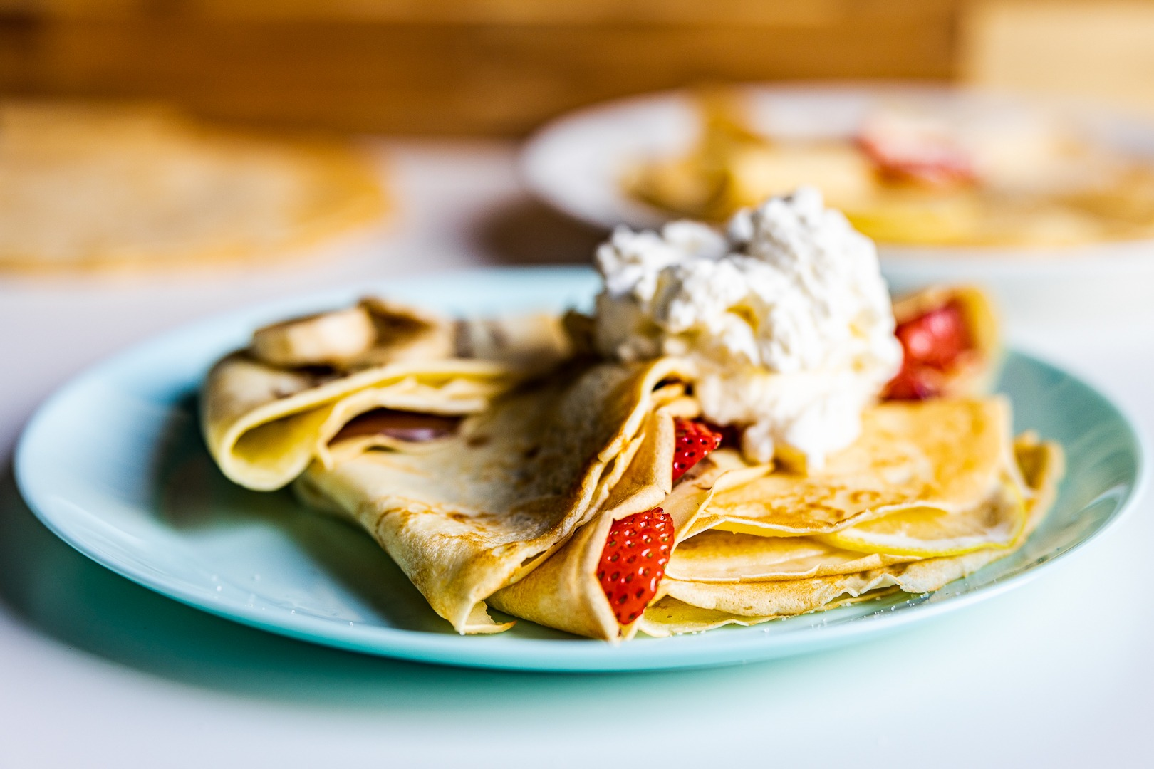 How To Make Crepes Including Pan Temperature Thermoworks