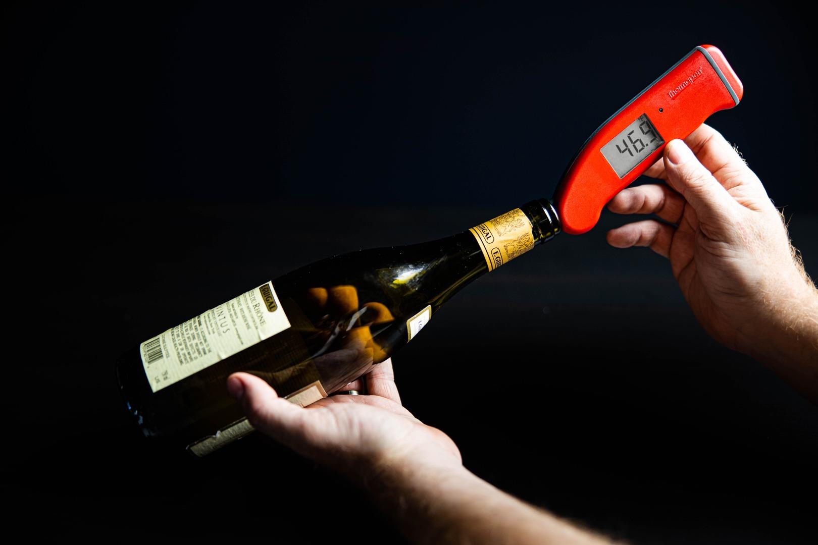 Temping white wine
