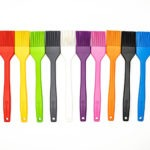 Hi-temp silicone brush