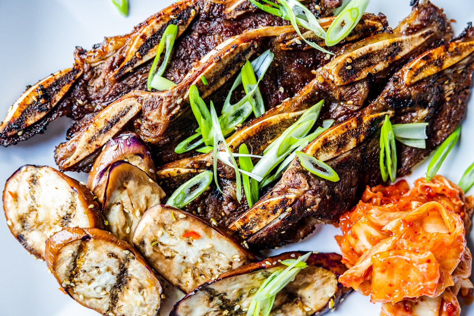 Korean Short Ribs—Kalbi