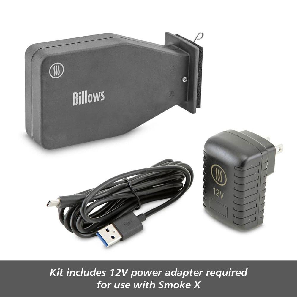 Billows BBQ control fan kit for Smoke X