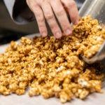 Fresh Caramel popcorn