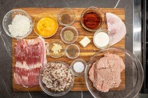 pâté ingredients