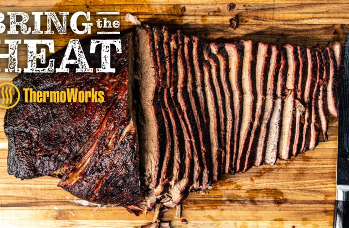 title image with brisket