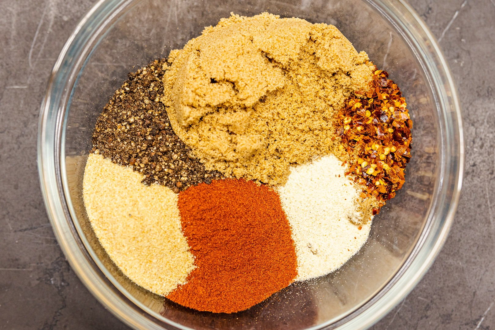 Other spices for the rub
