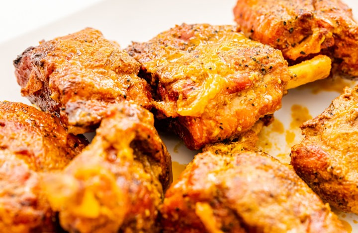 Pig wings