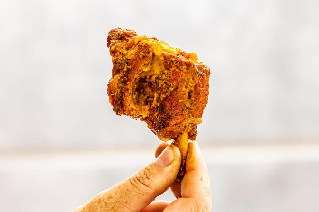 A pork wing
